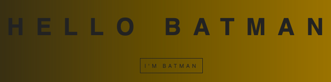 Hello Batman screenshot