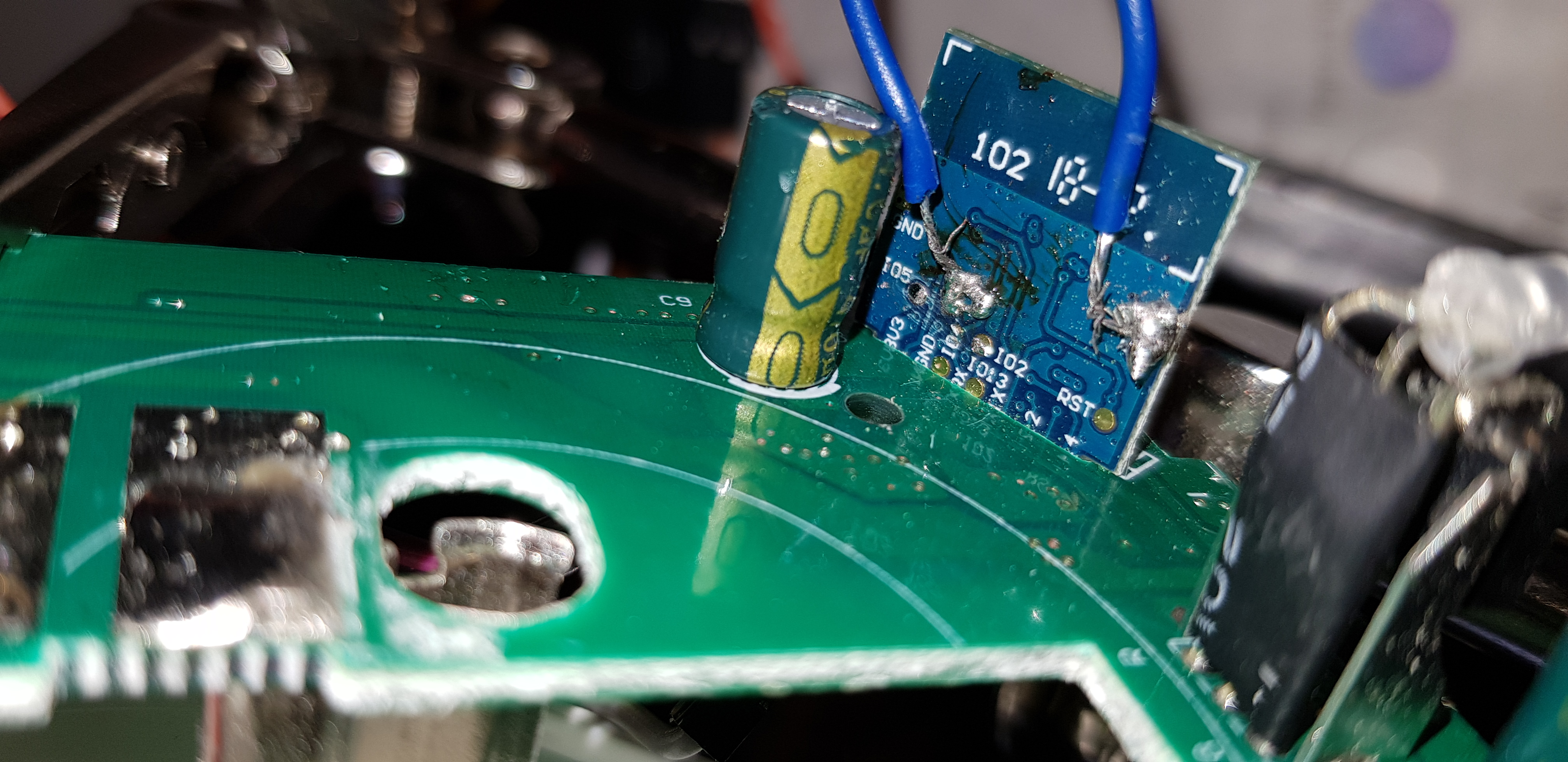 tuya convert device did not appear with the intermediate firmware