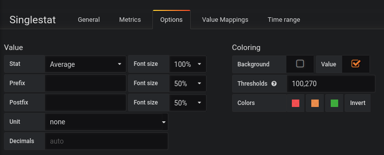 Feat] Conditional formatting · Issue #11418 · grafana