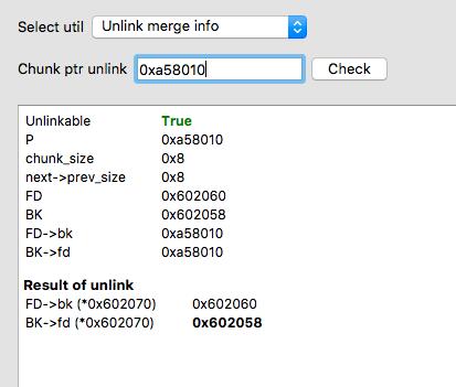 Unlink merge info