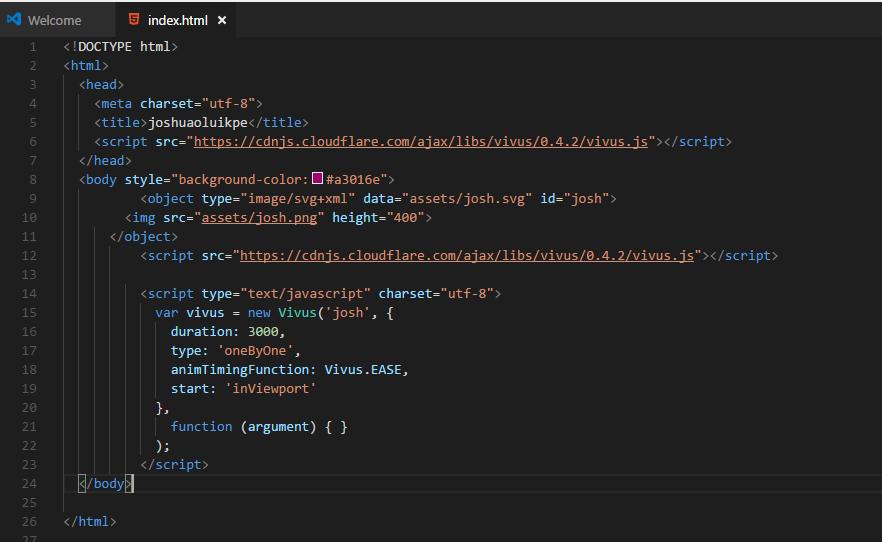 ViVus Animation not working · Issue #173 · maxwellito/vivus · GitHub