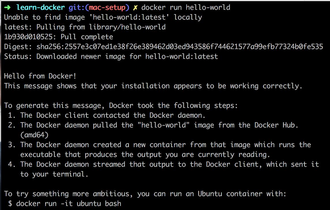 docker-configured