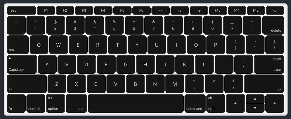 react-mac-keyboard