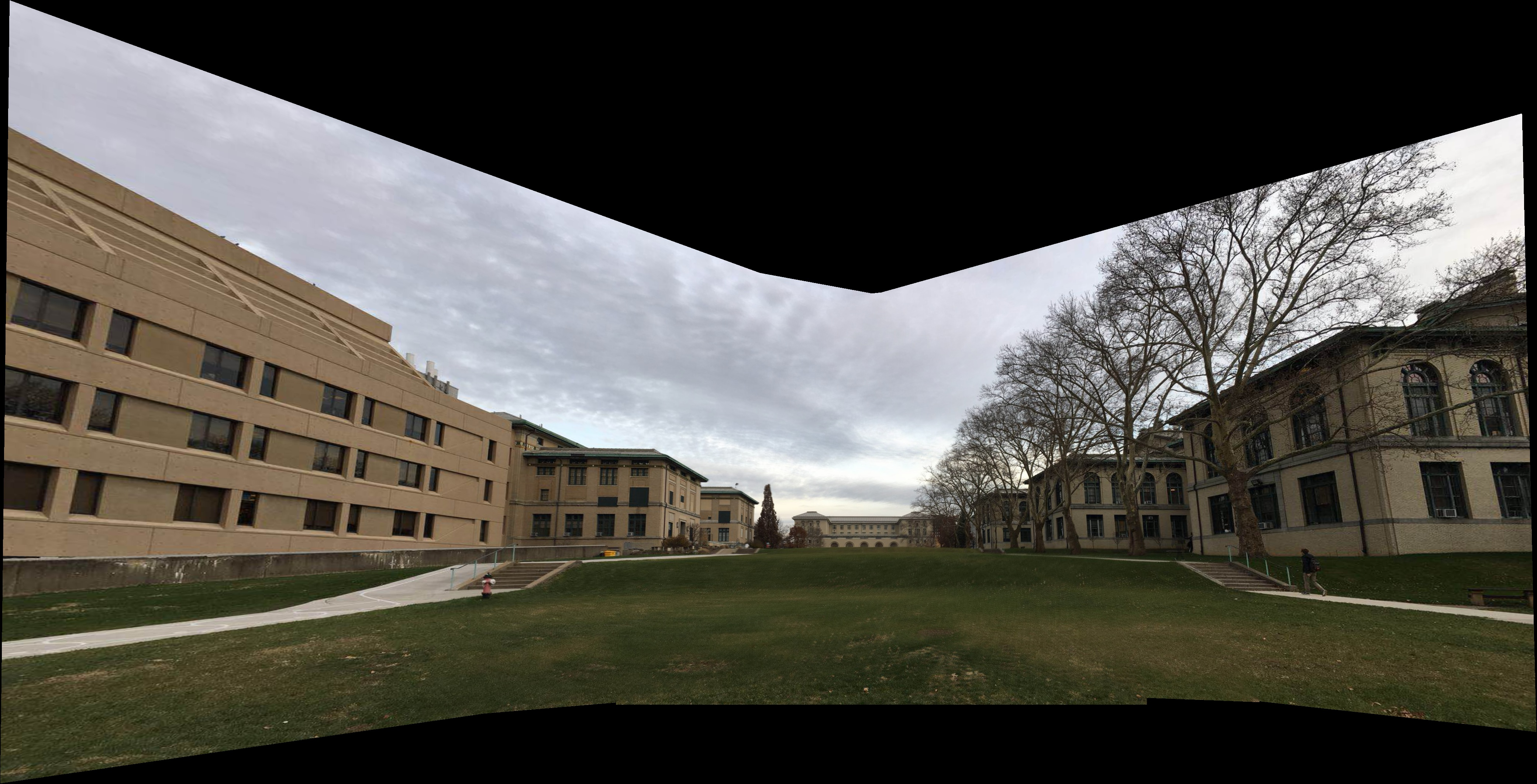 GitHub - zq-chen/ParaPano: CMU 15-618 Final Project - Parallel Panorama