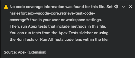 Unable to Retrieve Code Coverage for Apex Tests · Issue #1262