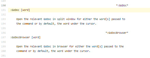 Package Docs From Godoc In Vs Code Issue 789 Microsoftvscode