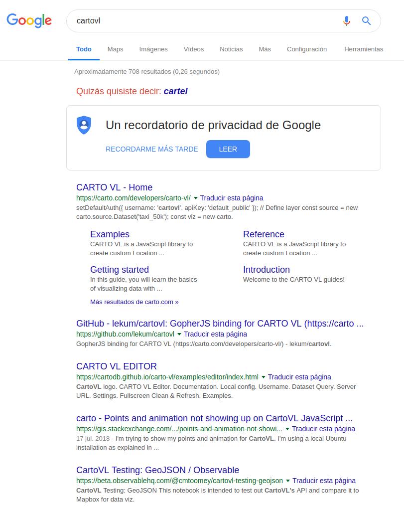 SEO · Issue #1249 · CartoDB/carto-vl · GitHub