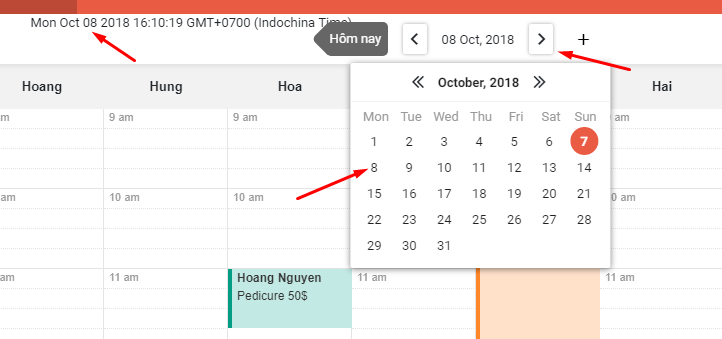 Feature Request] (Datepicker) should update selected date on input