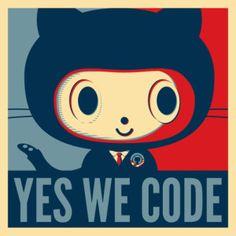 Github yes we code image