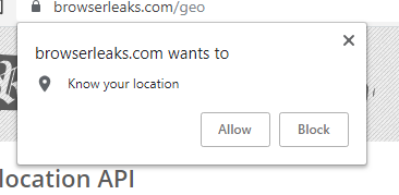 Allow option to disable notification popup under site info · Issue