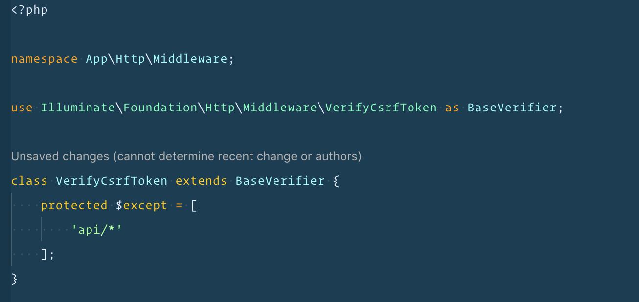 Consuming JavaScript via CreateFreshApiToken not working