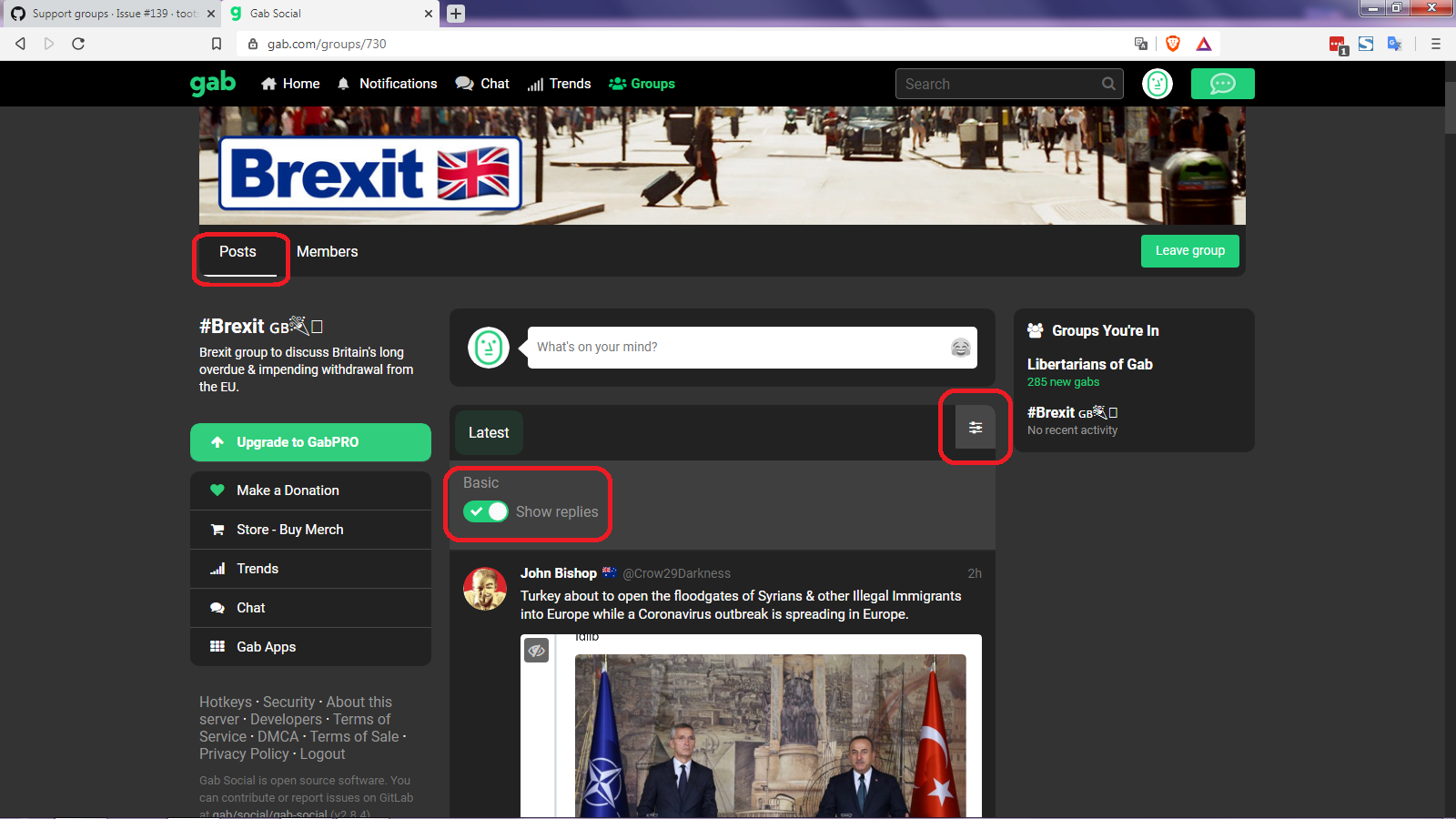 mastodon-groups-05-inside-a-group-posts-view-with-filter-on