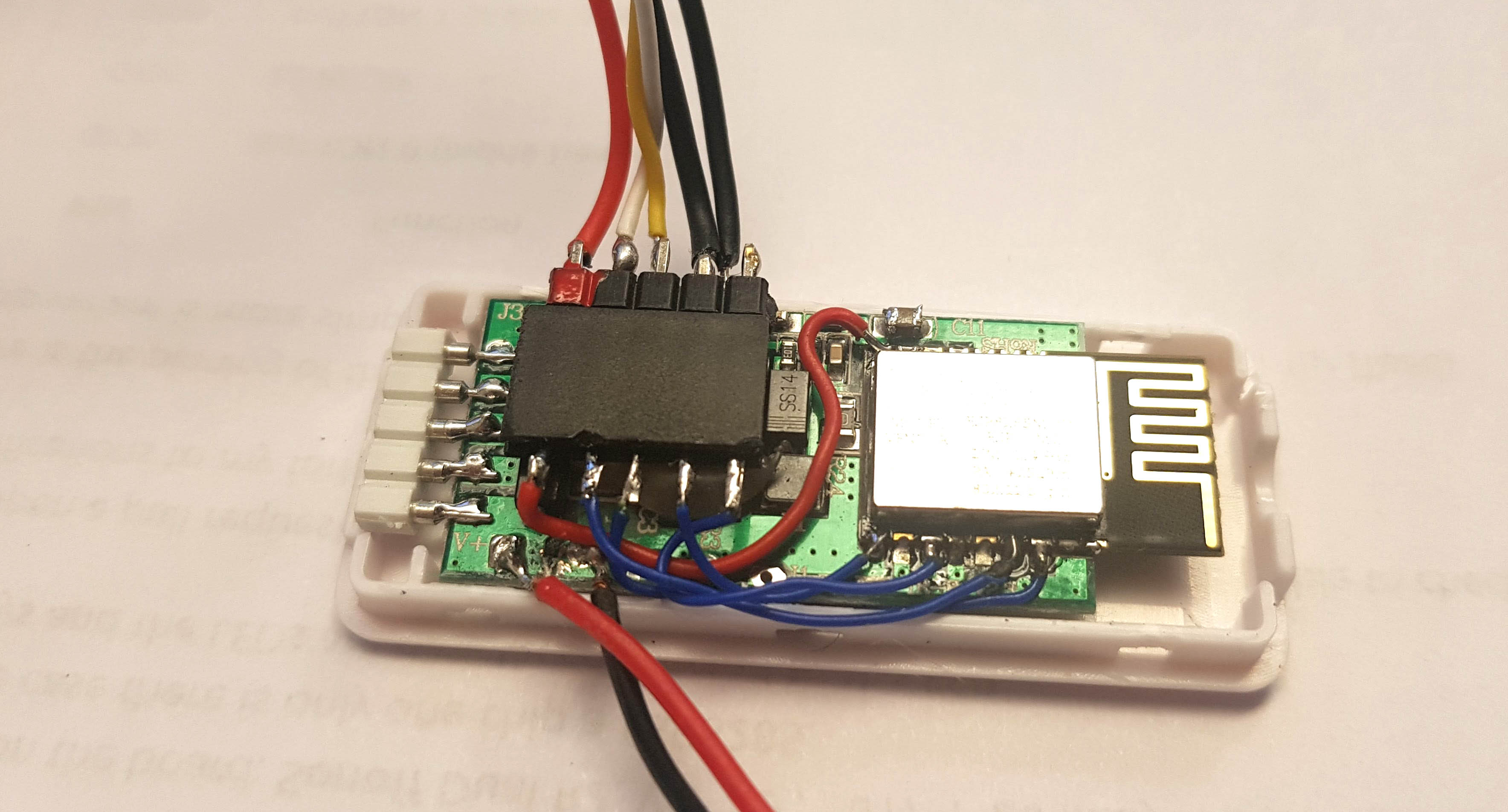 Magichome Led Esp Ir B V23 Esp8285mod M2 Not Working With Structured Wiring Homepro S At A Glance 20180211 183423