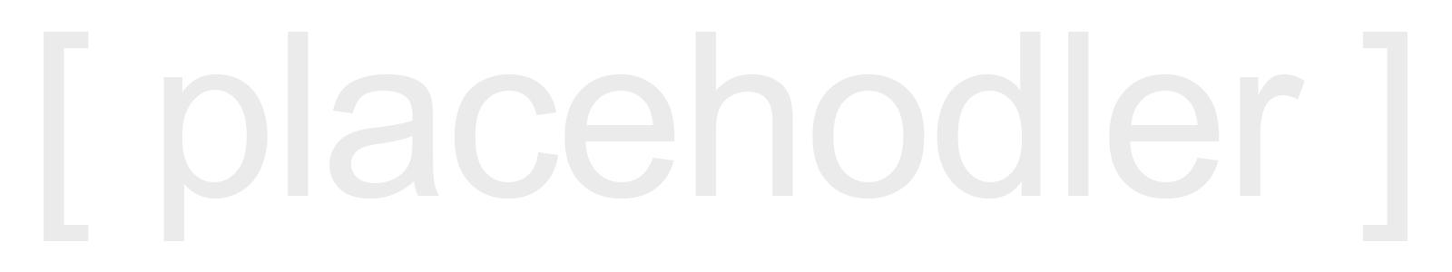 Placehodler