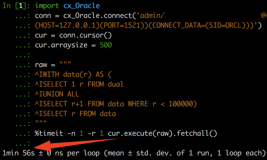 Large Query-Sets (> 10K Rows) Extremely Slow fetchall() and