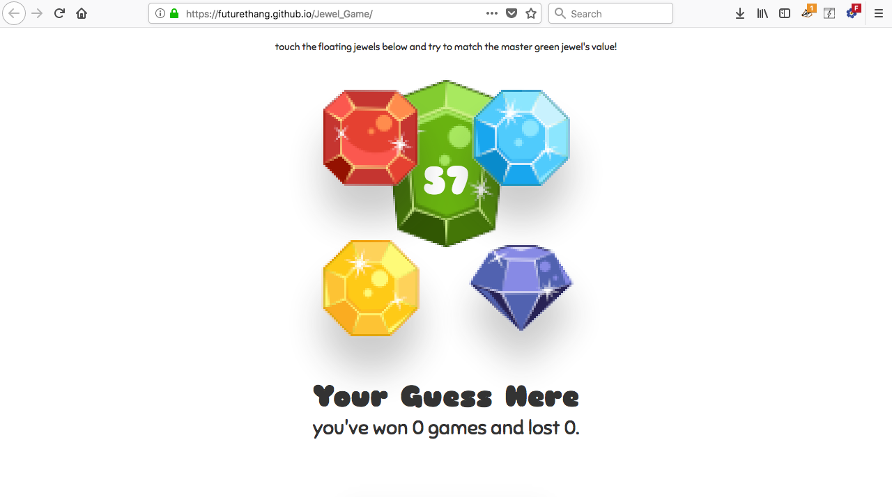 GitHub - futurethang/Jewel_Game: A simple javascript guessing game