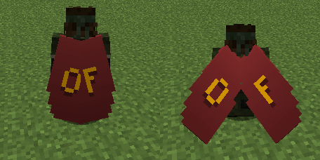 Suggestion] OptiFine Cape Donators should be able to have