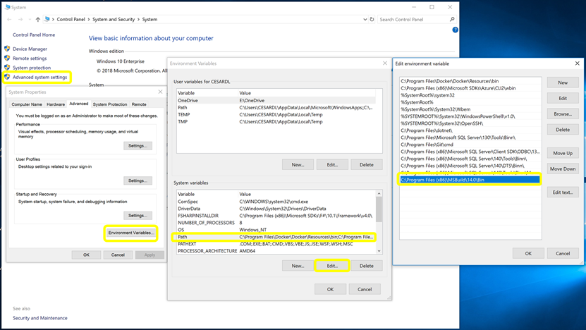 03  Publishing your Windows Container images into a Docker Registry