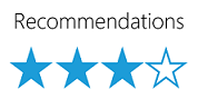 Recommendation icon