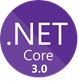 .NET Core 3.0 icon