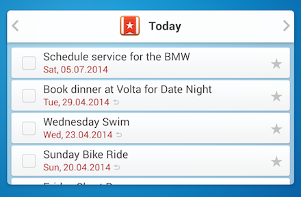 Feature request] Support widgets for todo lists · Issue #909