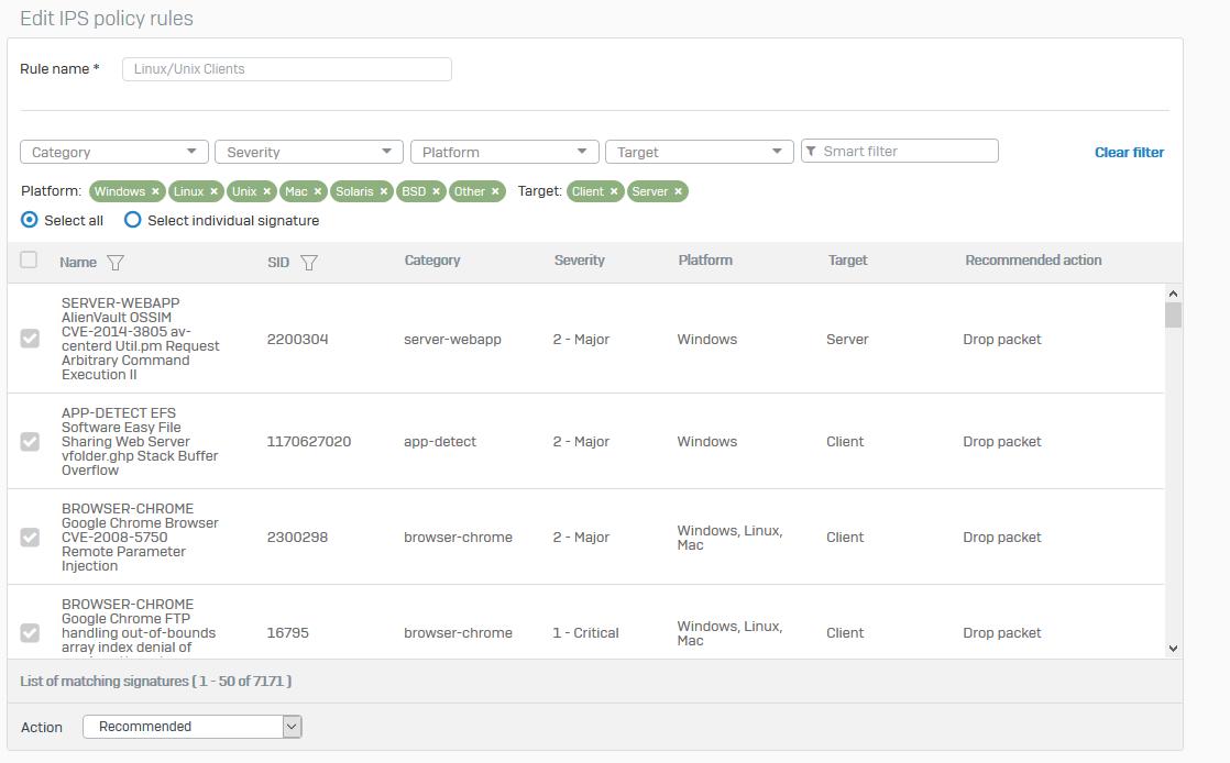 Feature request: Improve suricata configuration options