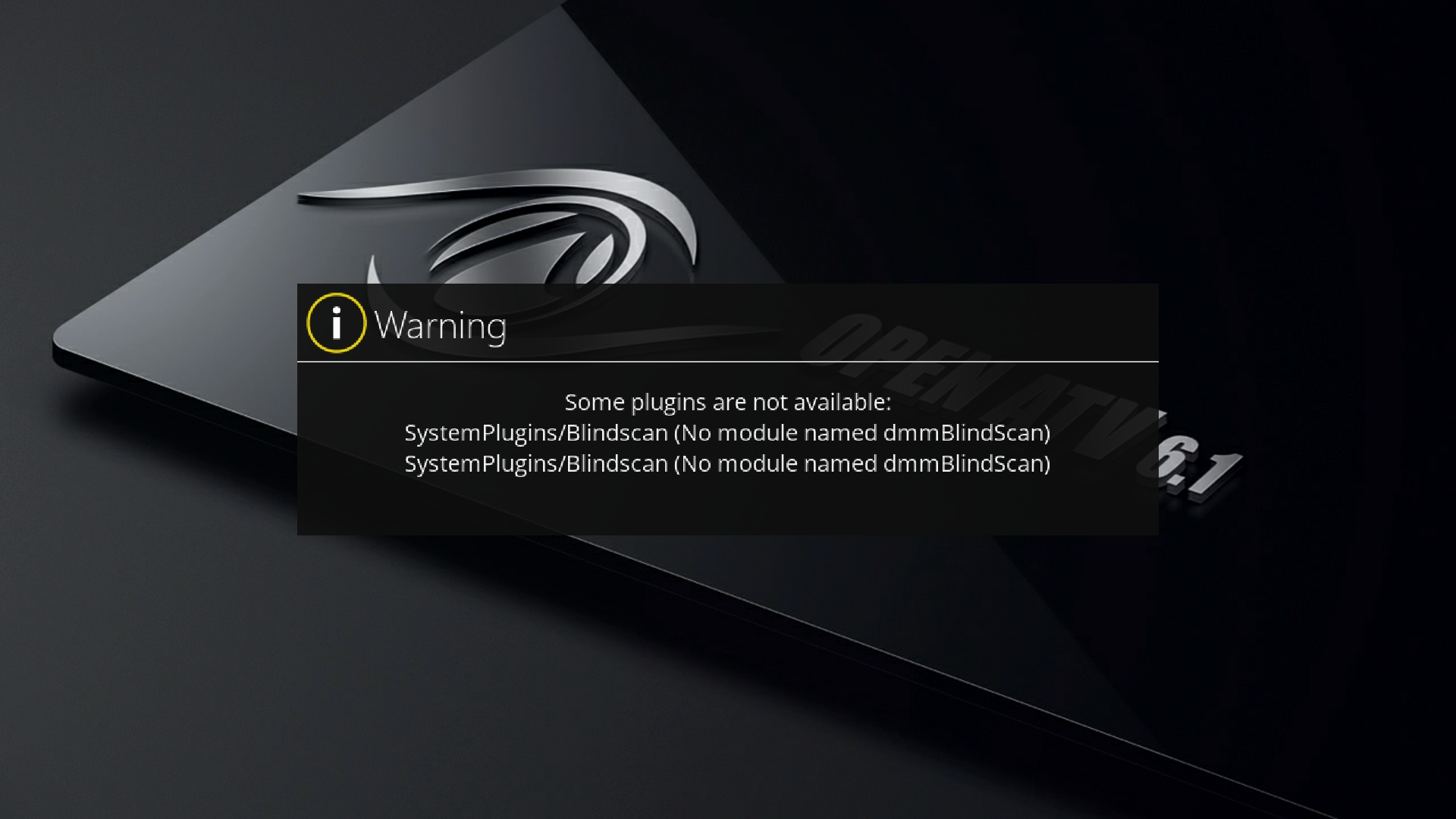 Zgemma H9 Factory Image missing dependant plugins? · Issue