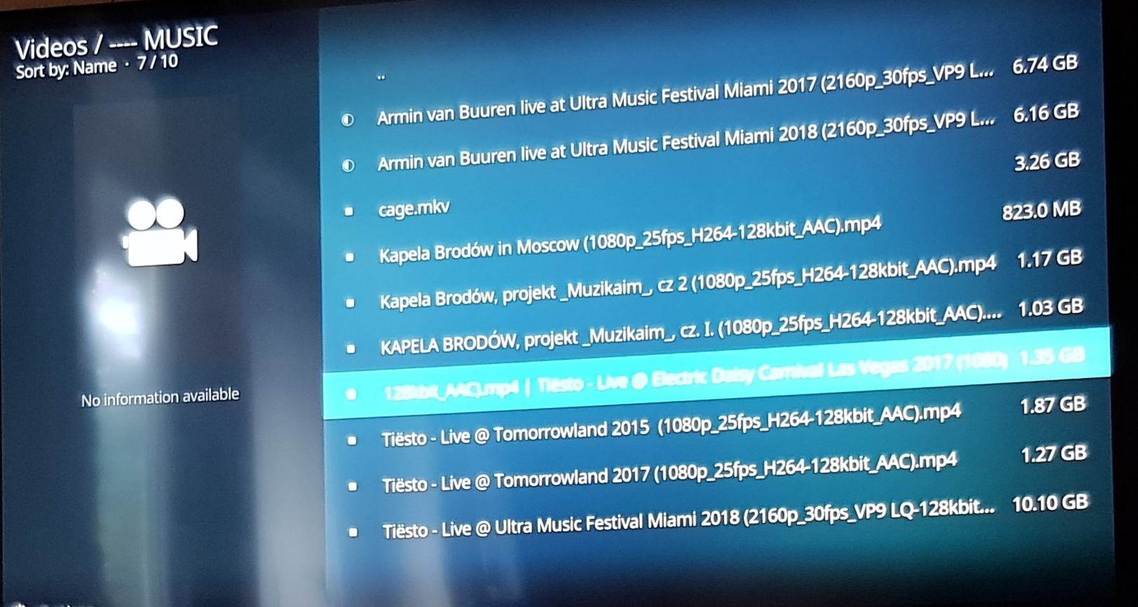 I can't play some mp4 files  · Issue #14809 · xbmc/xbmc · GitHub