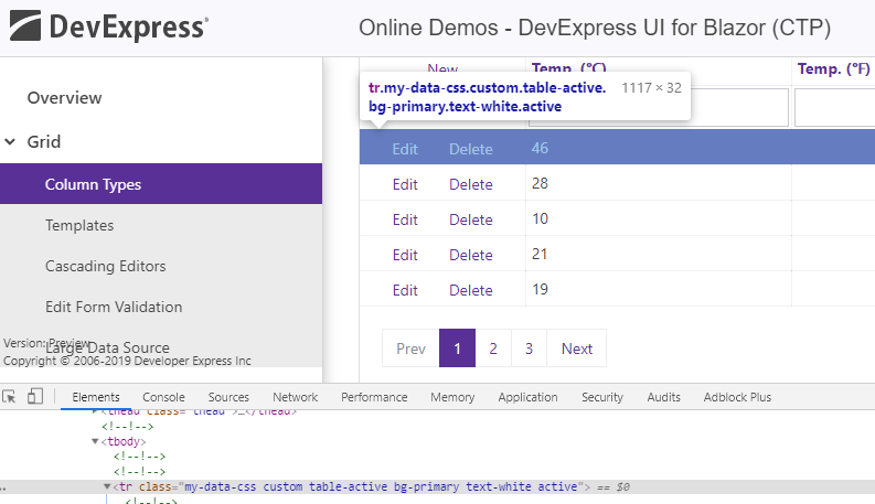 Devexpress Gridview Select Row By Value