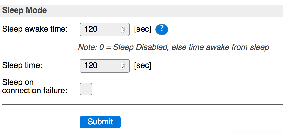 HTTP connection fails only when waking up from deep sleep  · Issue