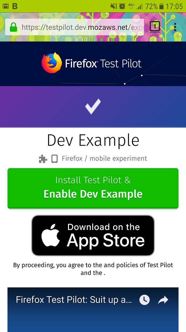 Make it possible to show both Mobile OS icons for apps that