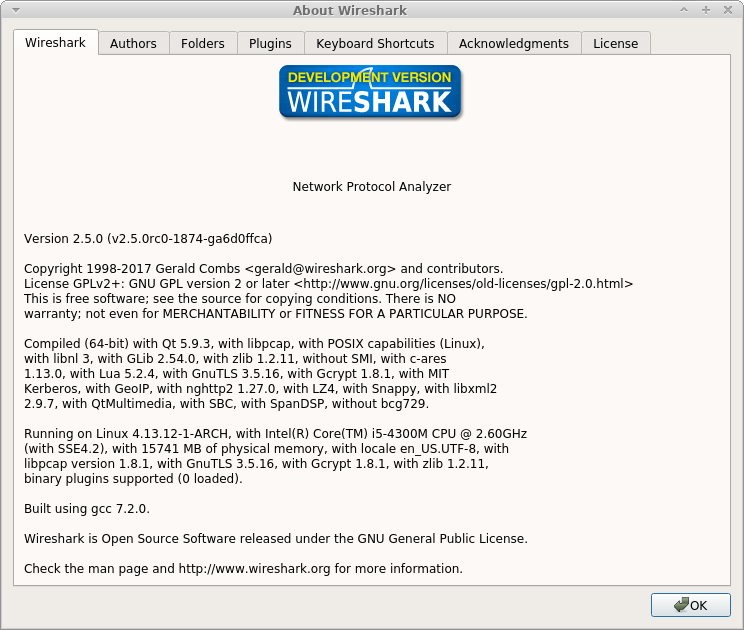 Official Wireshark gRPC dissector · Issue #13586 · grpc/grpc