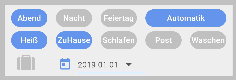 Darstellung im Browser
