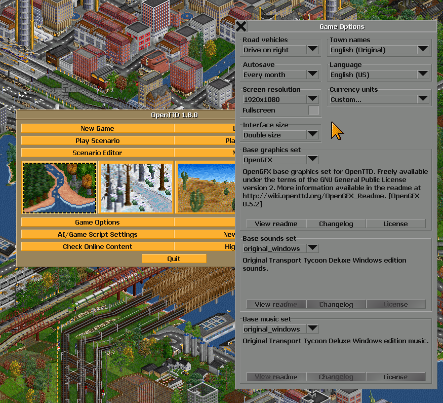 Hardware mouse cursor · Issue #7006 · OpenTTD/OpenTTD · GitHub
