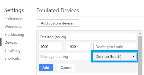 Drag and drop non functional when using Windows + Chrome +