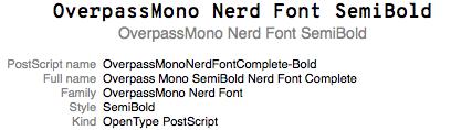 nerd-fonts - Bountysource