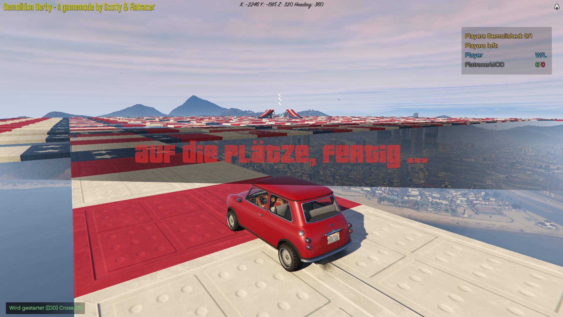MapsManager error · Issue #13 · Flatracer/DemolitionDerbyGamemode
