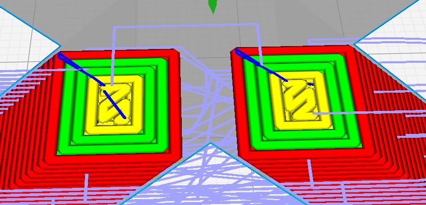 Cura should never start a perimeter on an overhang · Issue #3875