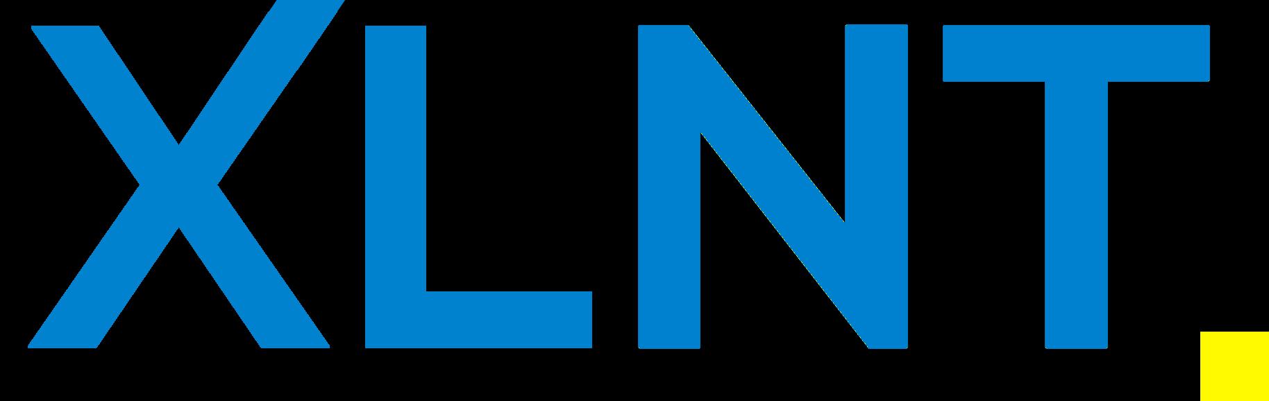 xlnt logo