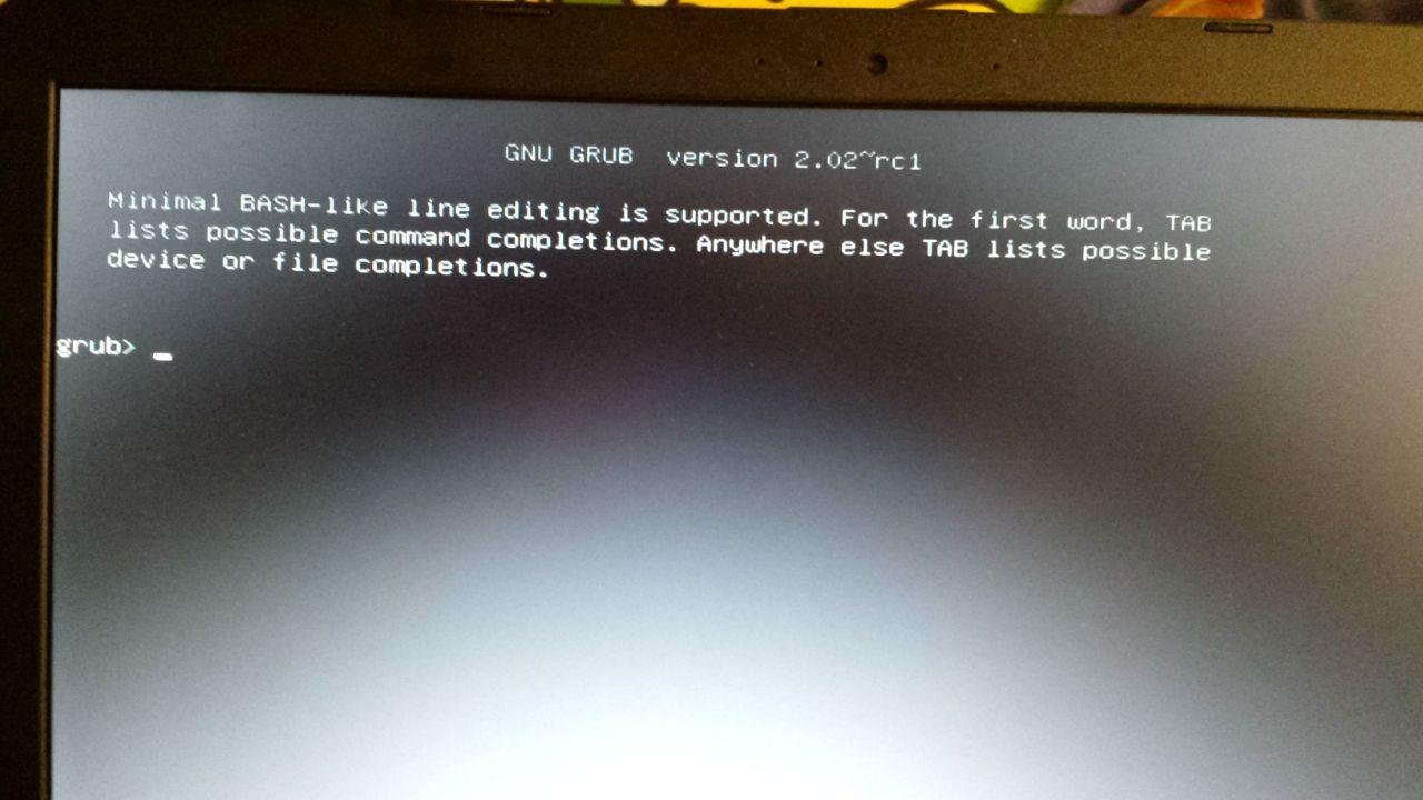 USB only boots Grub Minimal Bash-Like · Issue #209 · mbusb