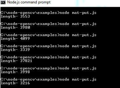 node-opencv - Bountysource