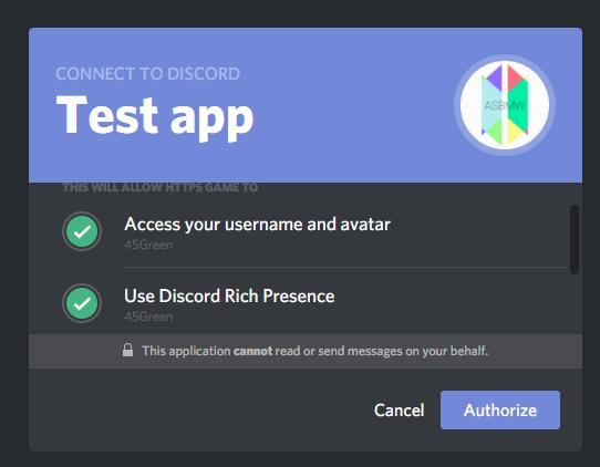 Web API · Issue #11 · discordapp/discord-rpc · GitHub