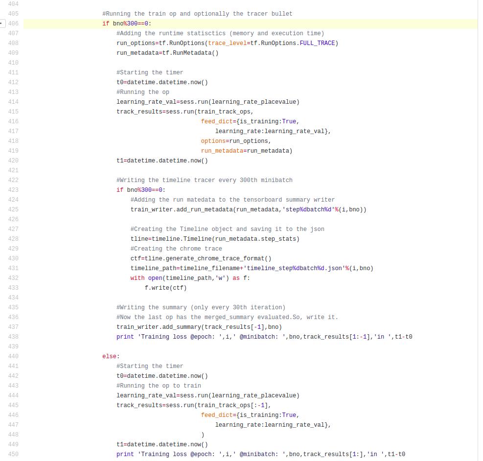 packet tracer linux segmentation fault
