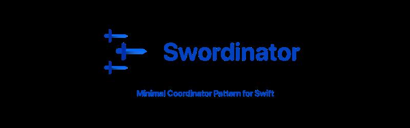 Swordinator: Minimal Coordinator Pattern for Swift