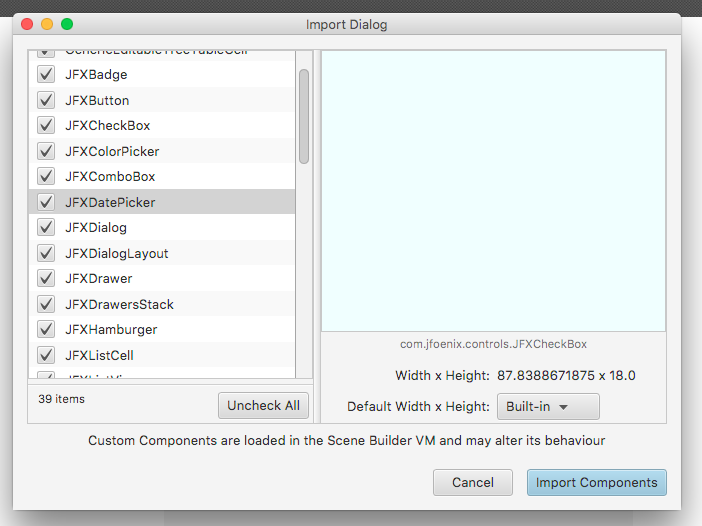 DateTimePicker does not works (scene builder) · Issue #515