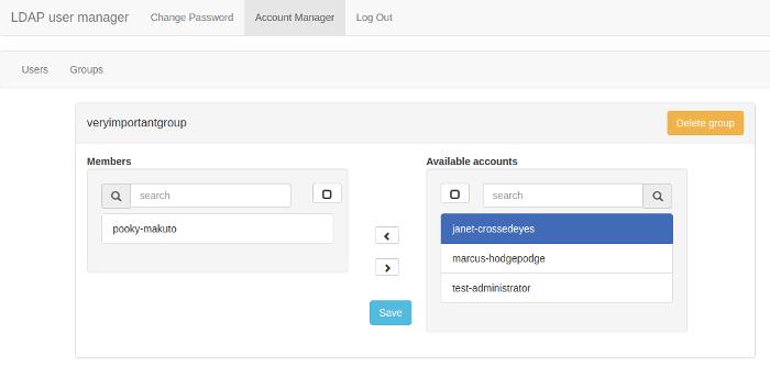 GitHub - wheelybird/ldap-user-manager: A PHP web-based