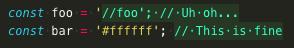 javascript-comments