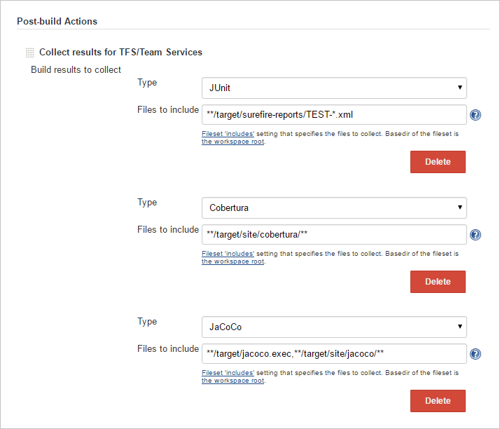 Team Services with Jenkins Service Endpoint · Issue #2740