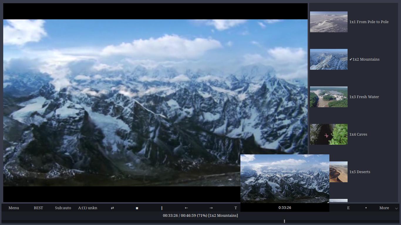 GitHub - kanishka-linux/kawaii-player: Multimedia player