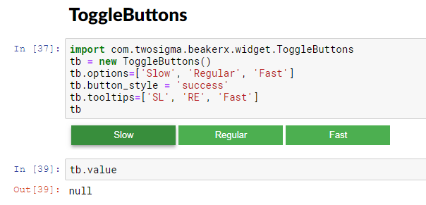 ToggleButtons' widget has error (Groovy kernel) · Issue